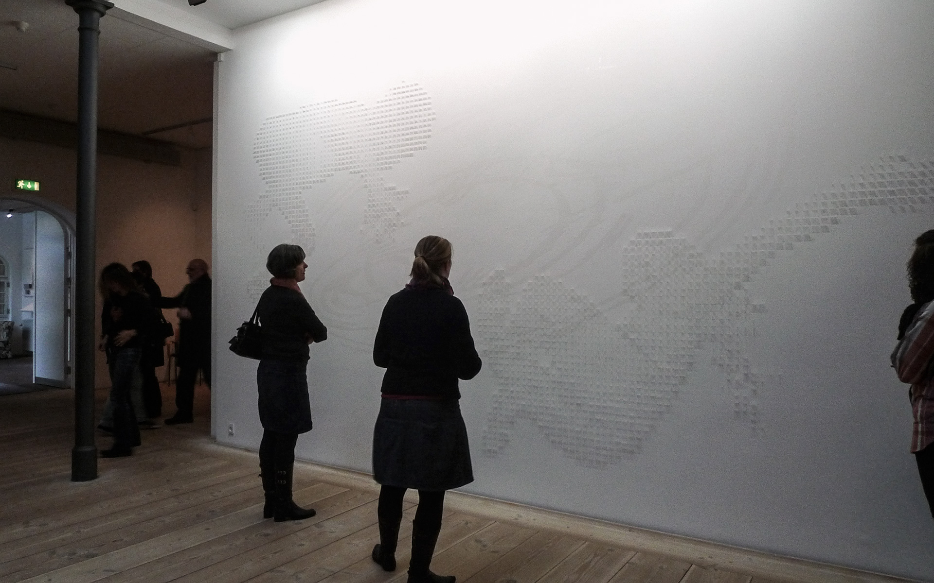 Equilibrium, Silkeborg Bad Art Space, Denmark. 2010