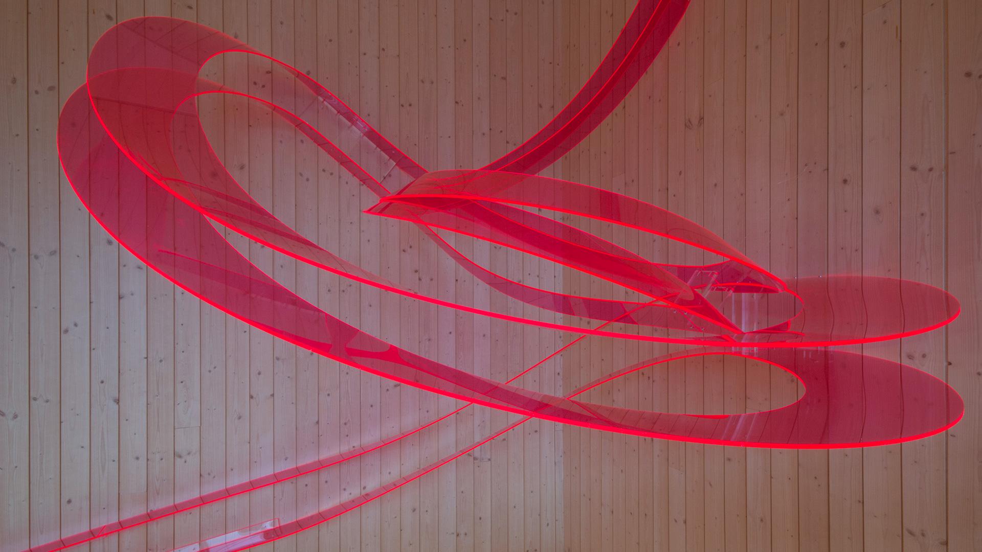 Hverdagsbevegelser, - skulptur / Daily Transitions, - sculpture